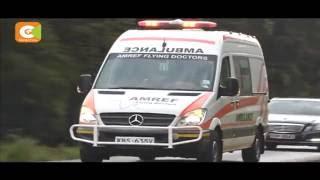 Kibaki alazwa hospitali ya Karen asubuhi