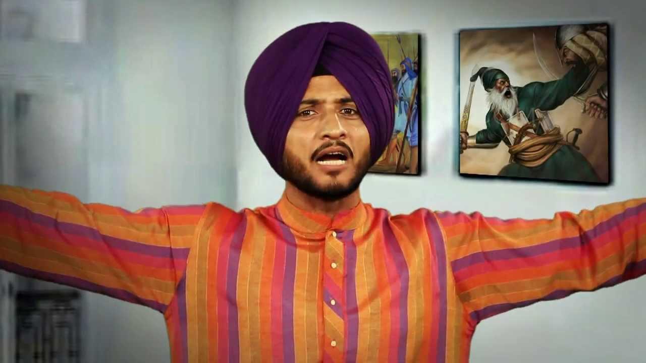 Sukhwinder Sukhi   Baba Deep Singh   Brand New Punjabi Song 2013 ...