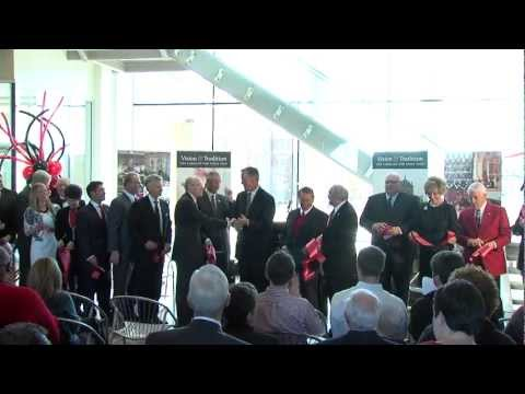 New Jerry S. Rawls College of Business Administration Building Opens at Texas Tech