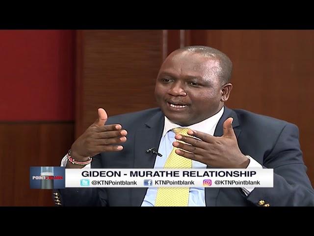 Point Blank: Gideon - Murathe relationship