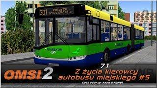 """OMSI 2 - #71 """"Z życia kierowcy autobusu miejskiego #5"""""""