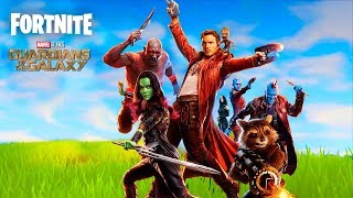 FORTNITE X GUARDIANS OF THE GALAXY ? *EXCLUSIVE PACK* Filtering
