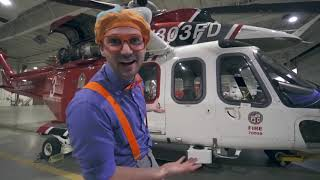 Blippi Educational Videos for Toddlers - Learn Fruit for Kids and More 2019