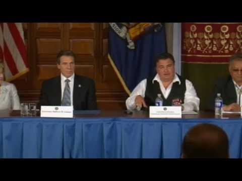 Governor Cuomo Announces Agreement Between State and Saint Regis Mohawk Tribe