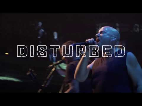 Disturbed - Footage from The Vic and NYC