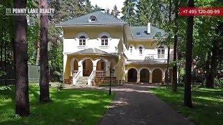 Лот №39167. Дом под ключ 610 кв.м. КП «Новоглаголево», Киевское шоссе, 30 км от МКАД.