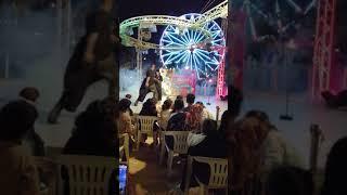 Magic show in attallah happy land in jeddah Saudi arabia(2)
