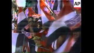 BOLIVIA: HUGO BANZER OFFICIALLY PROCLAIMED NEW PRESIDENT