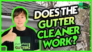 Does the Cleaner actually Work? Gutter Stain Remover, What actually causes the staining?