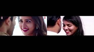 Telusa telusa    Sarrainodu movie songs    Comparison    Chaitanya    Satya   