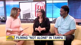 "Sci-fi movie ""Not Alone"" filmed in Tampa"