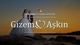 Bozcaada Düğün Fotoğrafçısı | Bozcaada Düğün Fotoğrafları | Gizem ♥ Aşkın