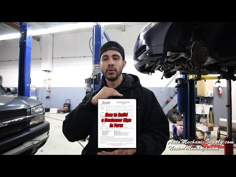 Should you Buy a Auto Repair Shop Or Start from Scratch