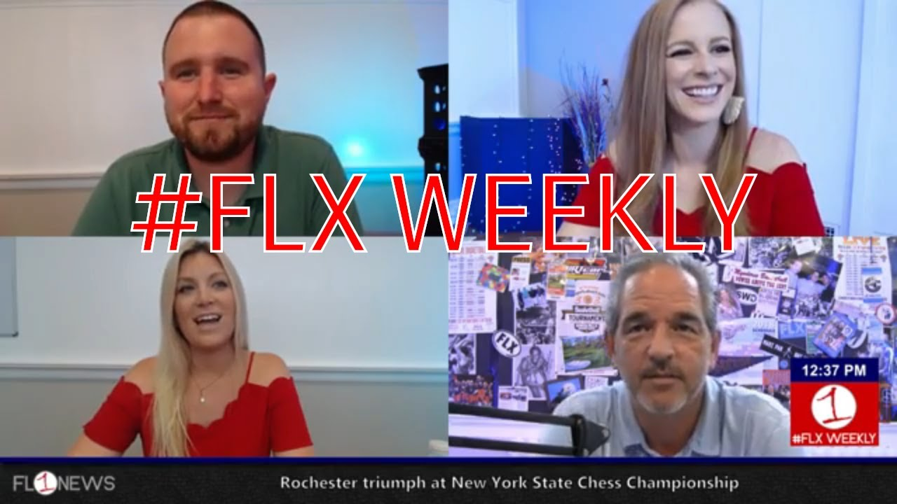 FLX WEEKLY: Back to school & heading towards Fall in the Finger Lakes (podcast)