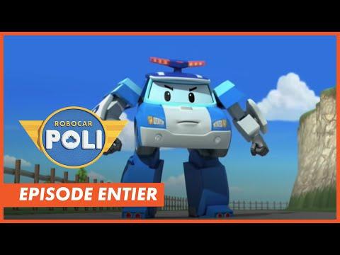Robocar poli dessin anim episode un visiteur pas - Dessin anime robocar poli ...