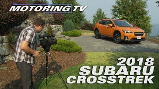 2018 Subaru Crosstrek - Motoring TV