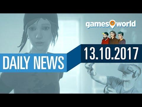 Battlefront 2, Lootboxen & Glücksspiel, Life is Strange   Gamesworld Daily News - 13.10.2017