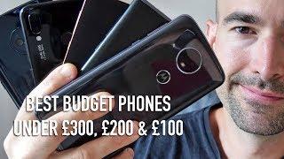 The Best Budget Smartphones of 2018