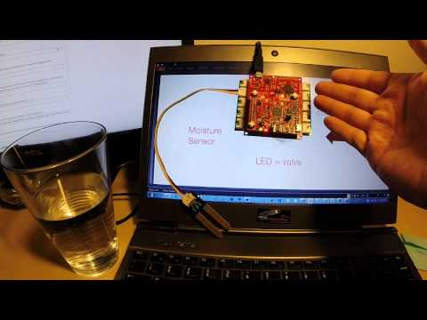 Create a WiFi-connected IoT sensor that calls you when sensor values exceed a threshold