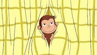Georges le Petit Singe 🐵Quintuplés 🐵Saison 1  🐵Dessin Animé 🐵Animation Pour Enfants