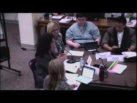 KUSD Standing Committee Meetings 10-11-16