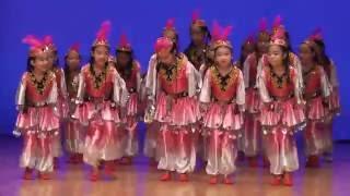 屯門官立小學2015-2016畢業典禮 - 中國舞蹈表演