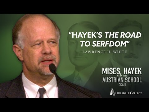 """hayek's-""""the-road-to-serfdom""""---lawrence-h.-white"""
