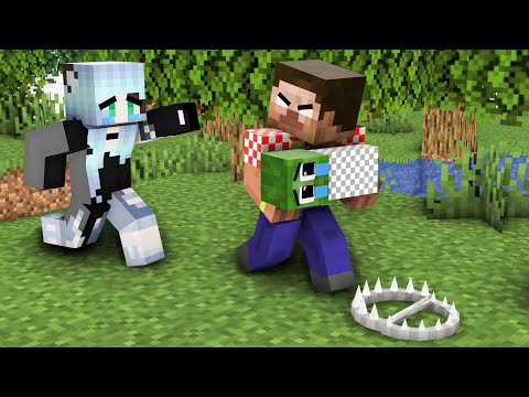 Monster School: Baby Zombie Stupid but Good  - Funny Story - Minecraft Animation