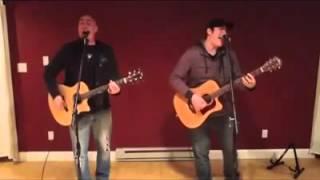 Ben Burnley - Breath (Acoustic) Feat. Aaron Bruch - Breaking Benjamin - 2013