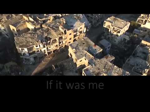 The Ruins of Homs, Syria and the Refugee Crisis