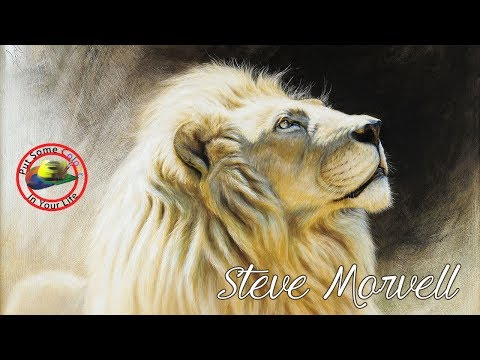 Pastel Painting Techniques And Tutorial With Wildlife Artist, Steve Morvell I Colour In Your Life