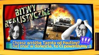 Mieszany stream - World of Tanks oraz War Thunder.
