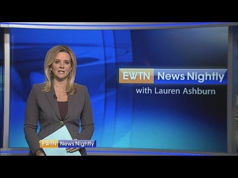 EWTN News Nightly - 2018-09-27 Full Episode with Lauren Ashburn