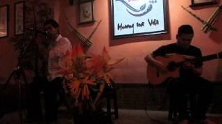 Tình Ca Du Mục ( Tuấn Sáo & Guitar Minh Tuyến )