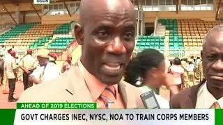 Ogun govt charges INEC, NYSC to train corps members