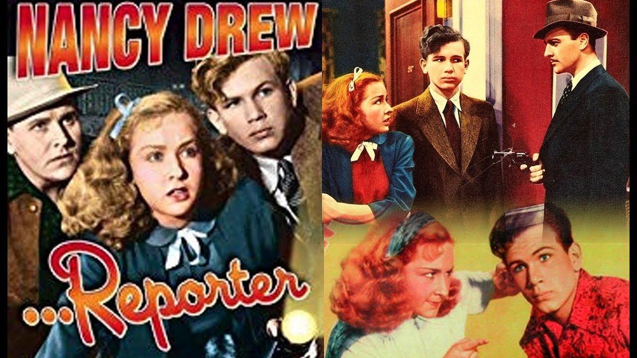 Nancy Drew Reporter 1939 American Mystery Film Bonita Granville John Litel Eng Subs