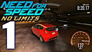 NEED FOR SPEED No Limits - Car Series:Ford Fiesta: Chapter 1 | part 1