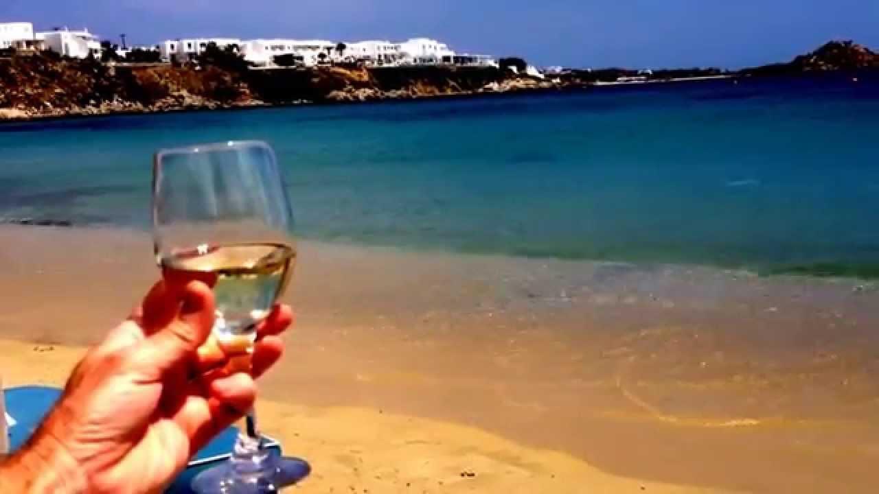 Best Island Beaches For Partying Mykonos St Barts: An Afternoon At Nammos Beach Club, Psarou Beach Mykonos