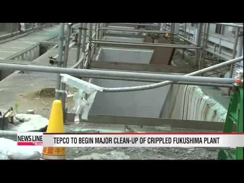 Fukushima plant operator to launch major clean-up operation, remove nuclear fuel
