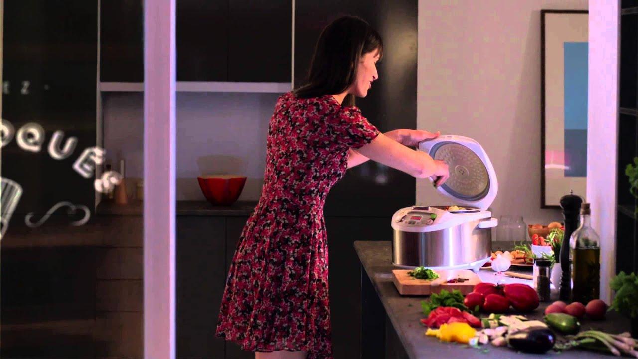 multicuiseur philips votre nouveau commis de cuisine. Black Bedroom Furniture Sets. Home Design Ideas