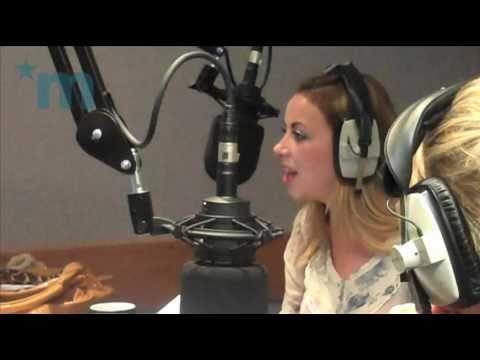 Mercia - Charlotte Church on The JD Show Part 1