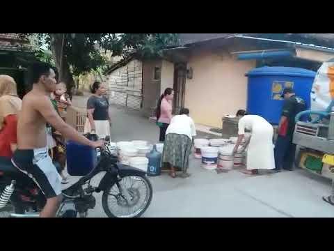 Penyaluran Air bersih dri Agen bri link kota kretek