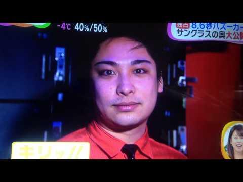 8.6秒バズーカー はまやねんと田中シングルが素顔を公開!!