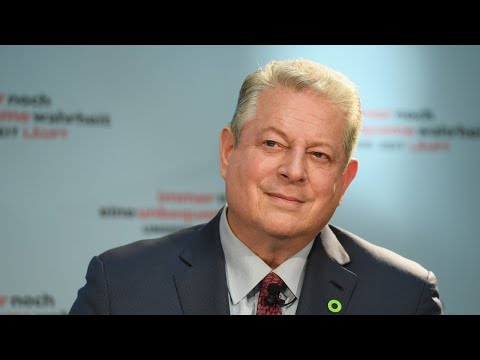 Al Gore on rural America, climate change