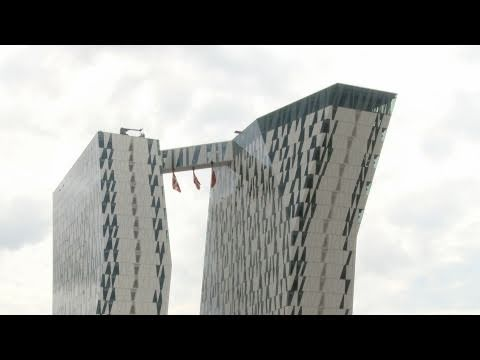 Bella Sky: Largest Design Hotel in Scandinavia [HD]