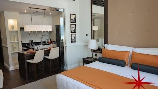Palm Jumeirah Dubai, Distinctive Studio/1 Bedroom Apts in a Fully Furnished Serviced Hotel Apartment