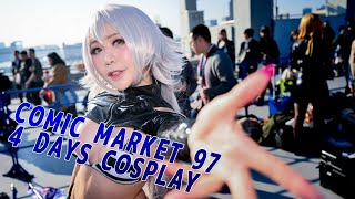 C97 Winter Comiket Cosplay Music Video Part 2 コミケ97コスプレ http...