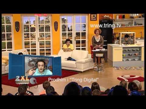Apartamenti 2XL - Televizionet e vogla