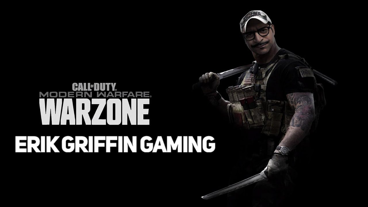 Back in the ZONE For the TUBErs! #WARZONE  ErikGriffinGaming (live)