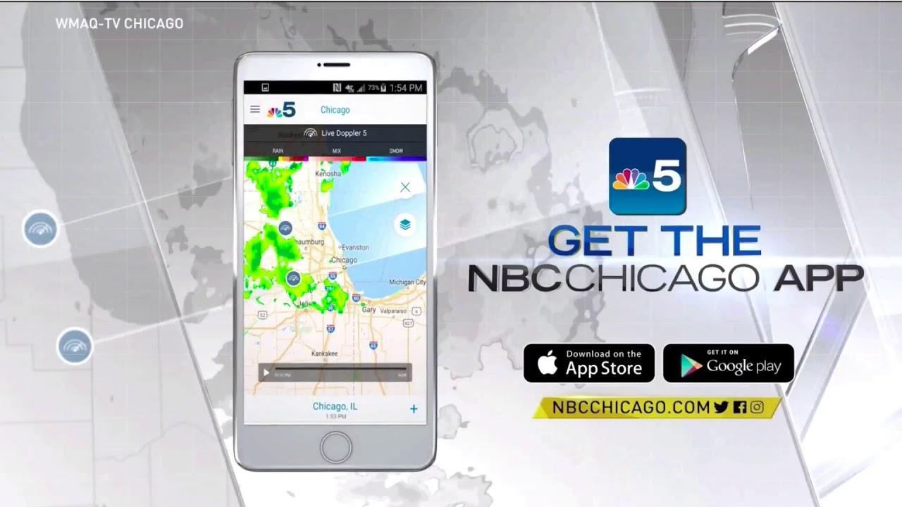 NBC 5 Chicago S-Band Radar Promo